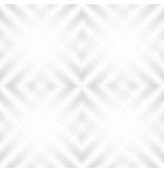 Abstract white pattern with gray shadows vector