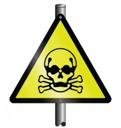 Hazard toxic vector