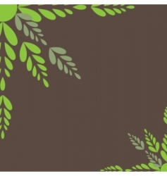 Leaves vector illustration vector