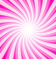 Pink background - spiral - star shape pattern vector