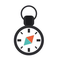 Compass travel gps navigation vector
