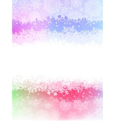 Delicate pink background with pastel EPS 8 vector image vector image