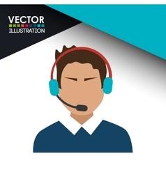Call center agent vector