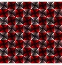 Design seamless colorful geometric pattern vector