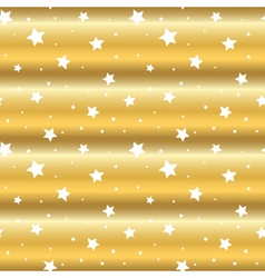 Stars gold background cartoon white wave vector