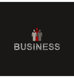 Business7 vector image vector image