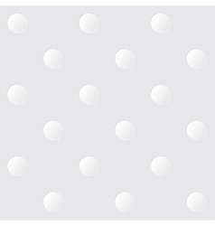 Polka Dots Background vector image vector image