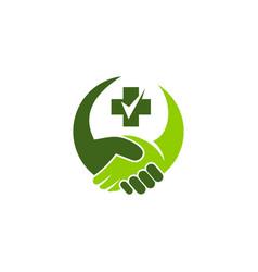 Success partners health vector
