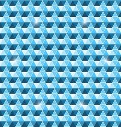 Beautiful seamless hexagon pattern background vector