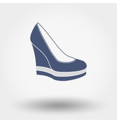 Women shoes vector image vector image