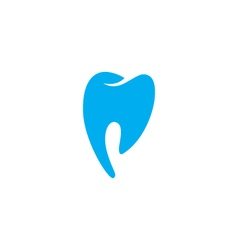 Dental logo Template vector image