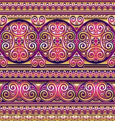 Silk asian seamless vector