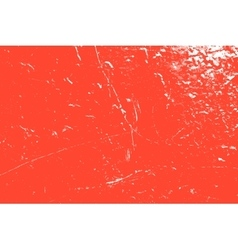 Distress red texture vector