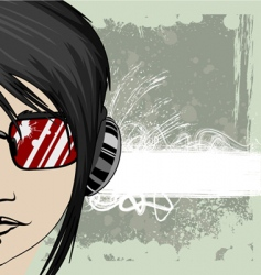 music people vector image vector image