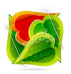 nature icon vector image
