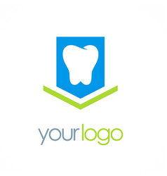 Tooth dentist logo vector
