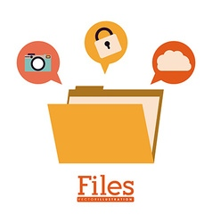 File design vector