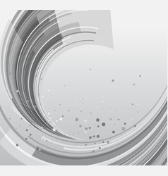 Background abstract rounded round grey gray vector