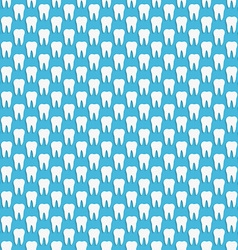 Tooths background vector