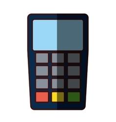 Dataphone economy icon image vector