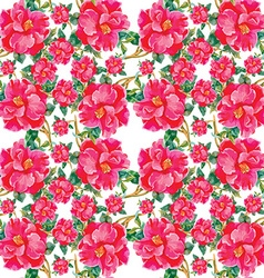 Floral and decorative background design vector