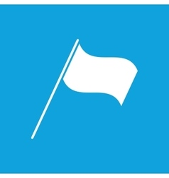 Flag icon simple vector