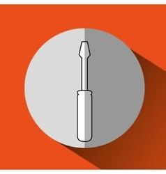 tool icon design vector image