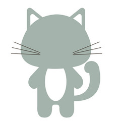 Animal cat vector