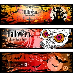 Halloweenbanners2b vector