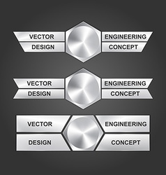 design engineering concept vector image