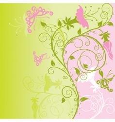 decorative graphic vector image