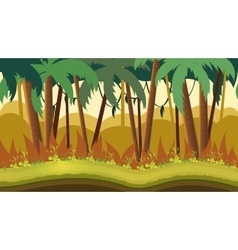 Background for games apps or mobile development vector