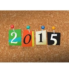 2015 ransom vector image