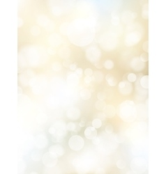 Gold glittering background EPS 10 vector image