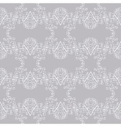 Winter christmas seamless pattern vector