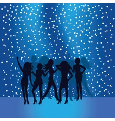 classy party vector image vector image