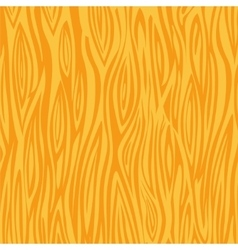 Wood texture background - light yellow vector image vector image