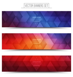 3d technology background vector