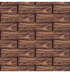 Seamless pattern old wood desk vector