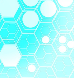 Blue web page background vector