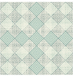 Diamond cross background vector image