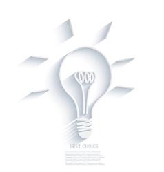 idea background vector image