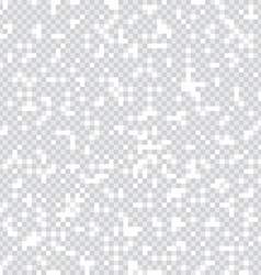 Mosaic square pixel theme pattern background vector