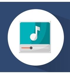 Developer icon design vector image