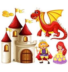 Fairytales vector