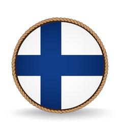 Finland Seal vector image