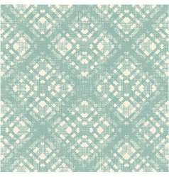 Repeating pattern with square details vector image