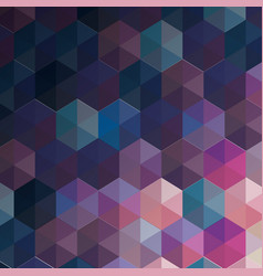Graphic abstract style background design vector