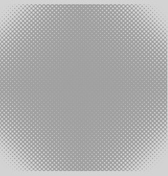 Grey halftone dot pattern background - graphic vector