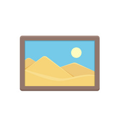 Crop image photo photography picture icon vector